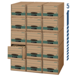 Bankers Box® Stor/Drawer® Steel Plus™ - Letter