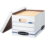 Bankers Box Basic-Duty Storage Boxes